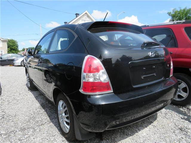 2011 Hyundai Accent GL Sport (Stk: A015) in Ottawa - Image 5 of 6