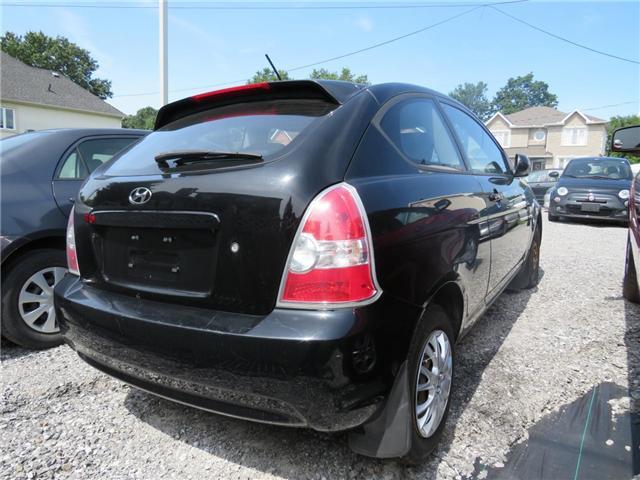 2011 Hyundai Accent GL Sport (Stk: A015) in Ottawa - Image 6 of 6