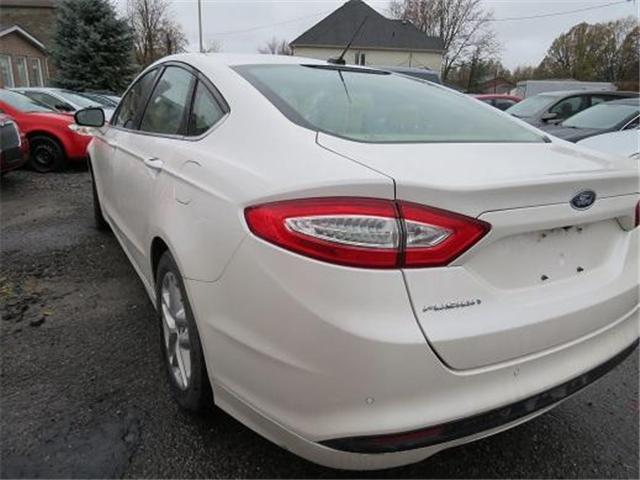 2013 Ford Fusion SE (Stk: A269) in Ottawa - Image 4 of 5