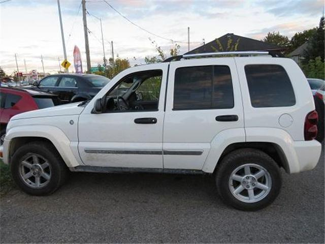 2007 Jeep Liberty Limited Edition (Stk: A244) in Ottawa - Image 1 of 9