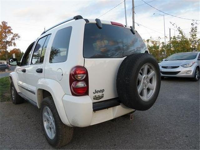 2007 Jeep Liberty Limited Edition (Stk: A244) in Ottawa - Image 3 of 9
