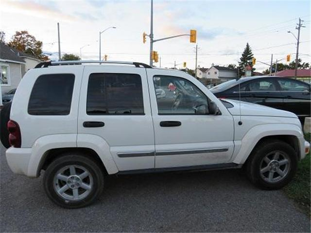 2007 Jeep Liberty Limited Edition (Stk: A244) in Ottawa - Image 5 of 9