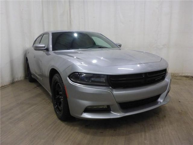 2015 Dodge Charger SXT (Stk: 18120413) in Calgary - Image 1 of 29