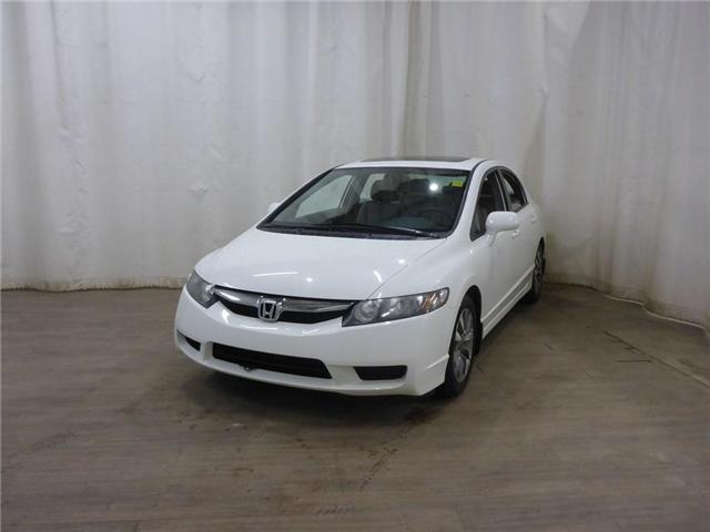 2010 Honda Civic EX-L (Stk: 18121132) in Calgary - Image 1 of 22