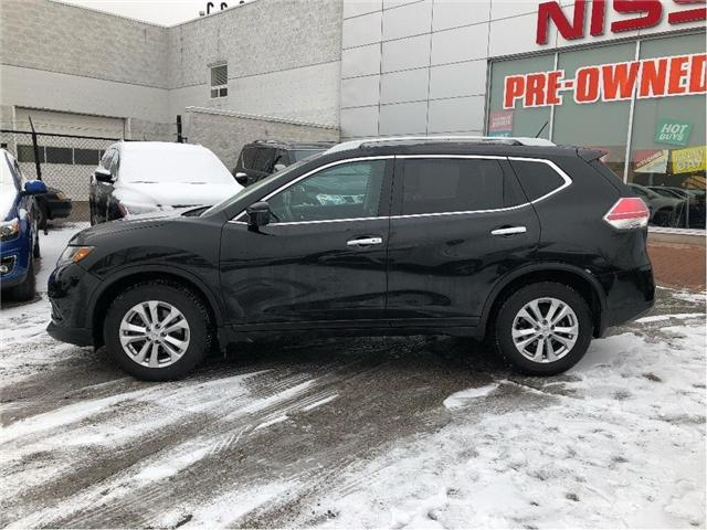 2016 Nissan Rogue SV (Stk: M9818A) in Scarborough - Image 2 of 19