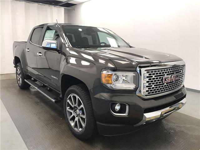 2019 GMC Canyon Denali (Stk: 200629) in Lethbridge - Image 1 of 21