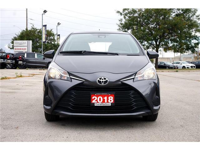 2018 Toyota Yaris CE| LANE KEEP ASSIST| HTD SEATS| REAR CAM & MORE (Stk: P3098) in Burlington - Image 2 of 30