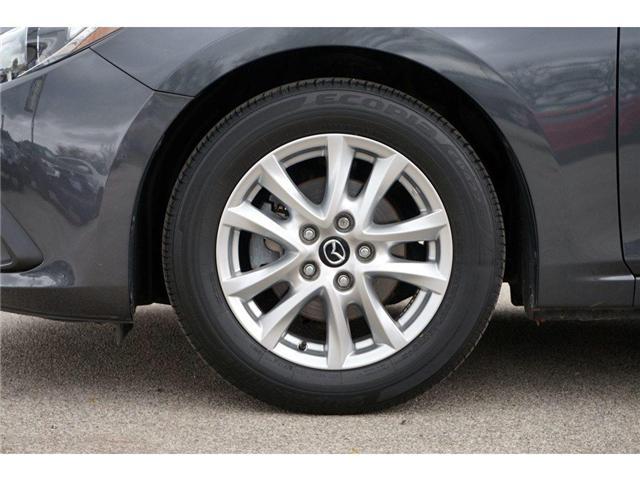 2015 Mazda Mazda3 Sport GS| REAR CAM| BLUETOOTH & MORE| 1-OWNER (Stk: P3123) in Burlington - Image 2 of 30