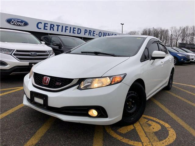 2015 Honda Civic Si (Stk: FC18901A) in Barrie - Image 1 of 30
