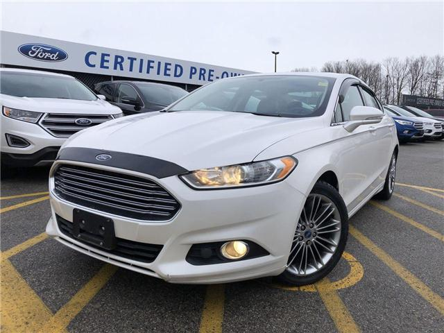 2013 Ford Fusion SE (Stk: P8631) in Barrie - Image 1 of 28