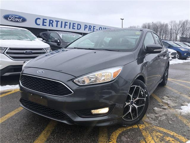 2015 Ford Focus SE (Stk: P8635) in Barrie - Image 1 of 25