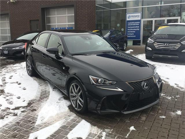 2018 Lexus IS 300 Base (Stk: H4478) in Toronto - Image 2 of 30