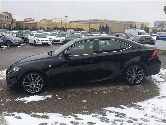 2018 Lexus IS 300 Base (Stk: H4478) in Toronto - Image 6 of 30