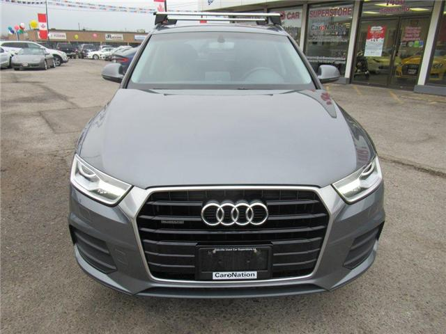 2016 Audi Q3 2.0T | KOMFORT | PANOROOF | BLUETOOTH | ROOF RACK (Stk: P11678) in Oakville - Image 2 of 25