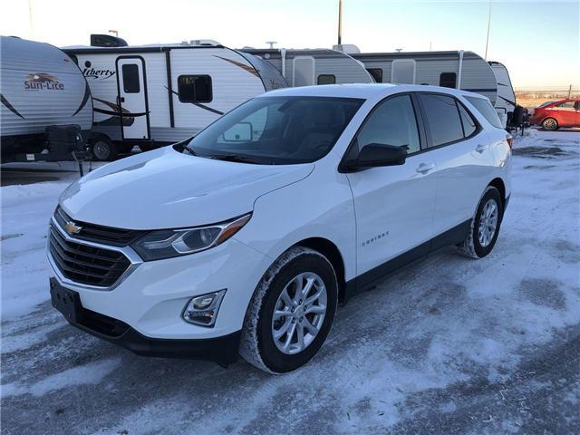 2019 Chevrolet Equinox LS (Stk: I7199) in Winnipeg - Image 1 of 30