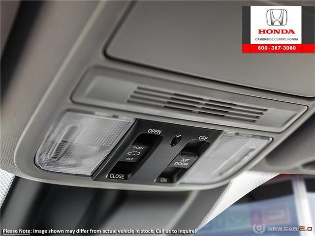 2019 Honda Odyssey EX-L (Stk: 19341) in Cambridge - Image 20 of 24