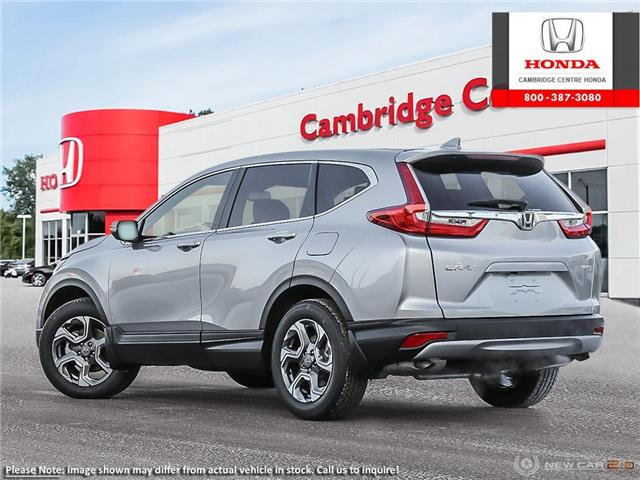2019 Honda CR-V EX-L (Stk: 19248) in Cambridge - Image 4 of 24