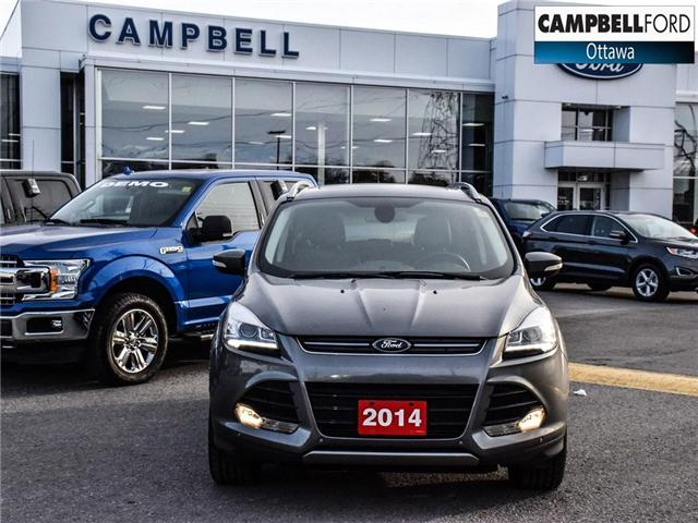 2014 Ford Escape Titanium AWD-LOADED-TOP OF LINE (Stk: 942840) in Ottawa - Image 2 of 28