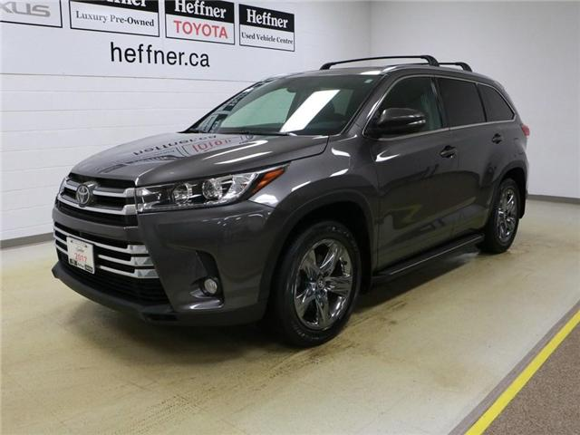 2017 Toyota Highlander  (Stk: 186460) in Kitchener - Image 1 of 30