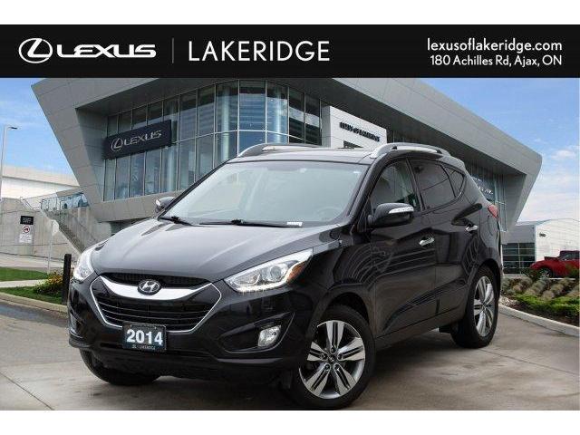 2014 Hyundai Tucson  (Stk: L19117A) in Toronto - Image 1 of 24