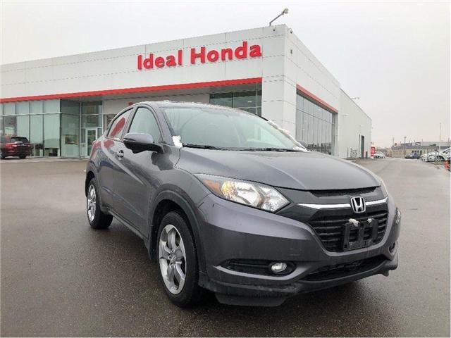 2017 Honda HR-V EX (Stk: 66928) in Mississauga - Image 1 of 5