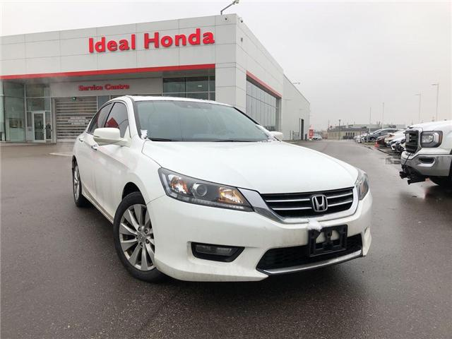 2015 Honda Accord EX-L (Stk: I190252A) in Mississauga - Image 1 of 5