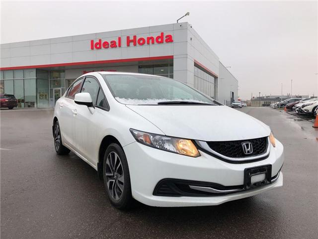 2013 Honda Civic EX (Stk: I190308A) in Mississauga - Image 1 of 7