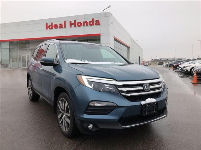 2016 Honda Pilot Touring (Stk: I190323A) in Mississauga - Image 1 of 8