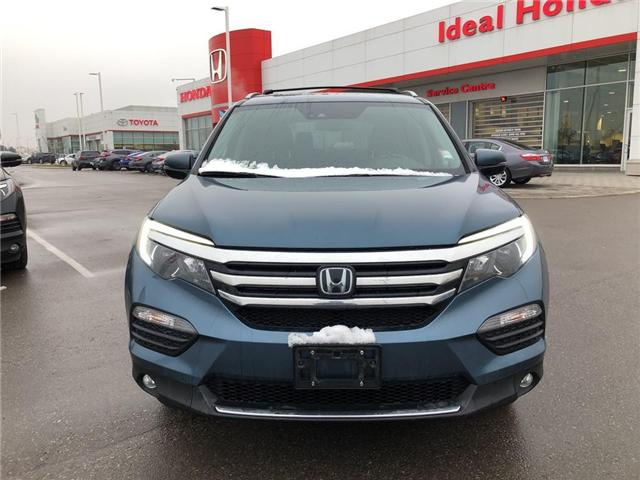 2016 Honda Pilot Touring (Stk: I190323A) in Mississauga - Image 2 of 8