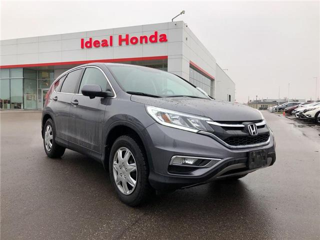 2015 Honda CR-V EX-L (Stk: I190332A) in Mississauga - Image 1 of 11