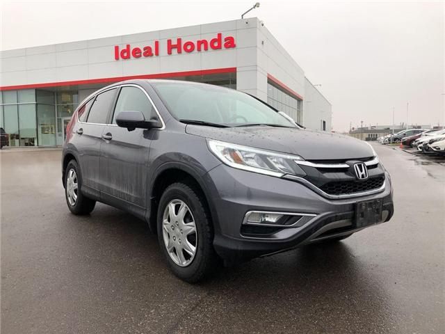 2015 Honda CR-V EX-L (Stk: I190332A) in Mississauga - Image 2 of 11