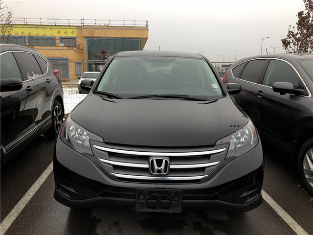 2014 Honda CR-V LX (Stk: I190310A) in Mississauga - Image 2 of 6