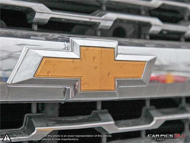 2018 Chevrolet Silverado 1500 1LZ (Stk: 2889384) in Toronto - Image 9 of 28