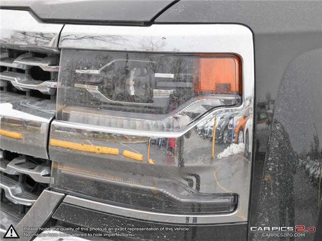 2018 Chevrolet Silverado 1500 1LZ (Stk: 2889384) in Toronto - Image 10 of 28