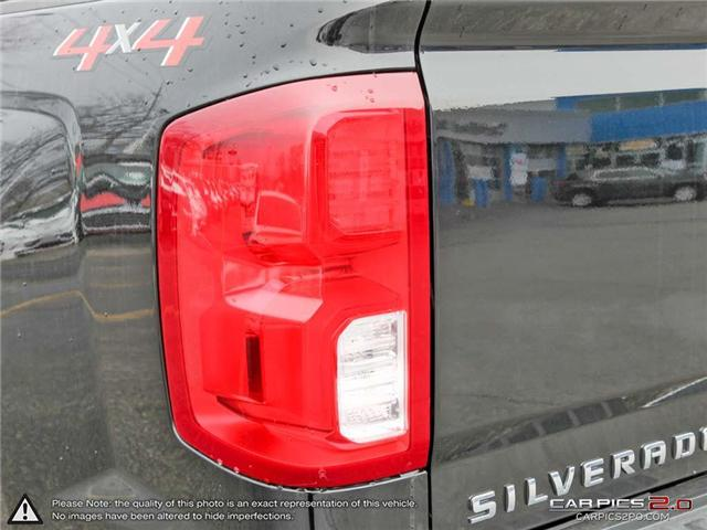 2018 Chevrolet Silverado 1500 1LZ (Stk: 2889384) in Toronto - Image 12 of 28