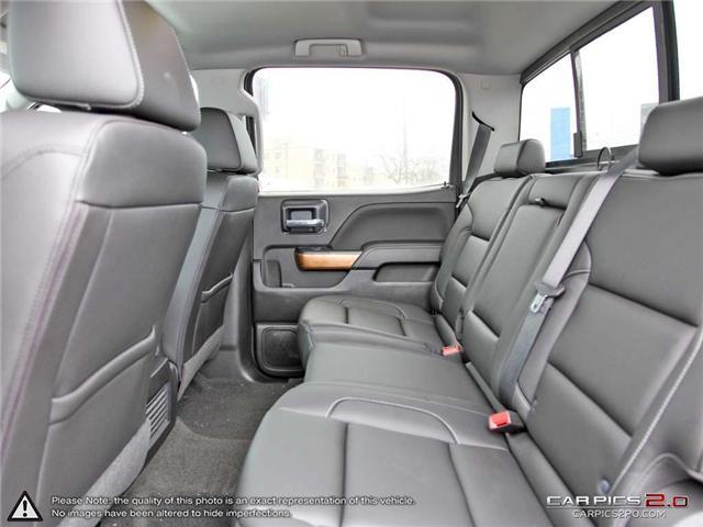 2018 Chevrolet Silverado 1500 1LZ (Stk: 2889384) in Toronto - Image 26 of 28
