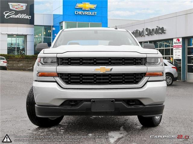 2018 Chevrolet Silverado 1500 Silverado Custom (Stk: 2881364) in Toronto - Image 2 of 25
