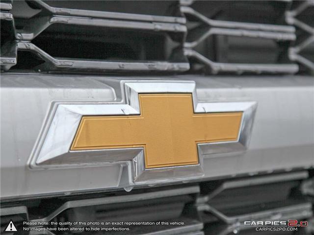 2018 Chevrolet Silverado 1500 Silverado Custom (Stk: 2881364) in Toronto - Image 9 of 25