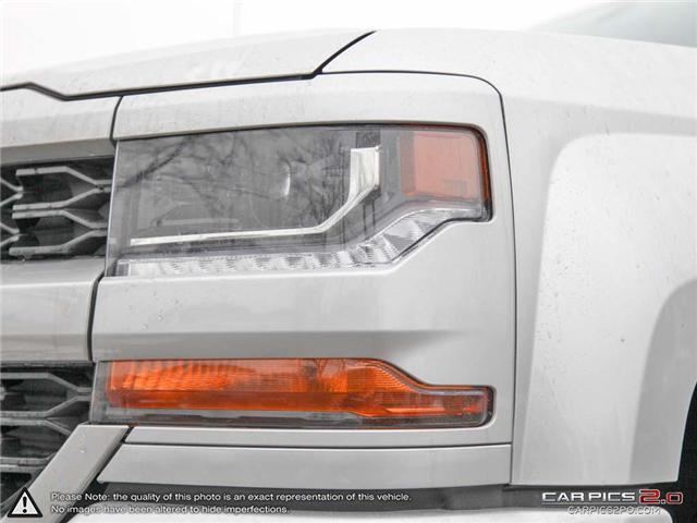 2018 Chevrolet Silverado 1500 Silverado Custom (Stk: 2881364) in Toronto - Image 10 of 25