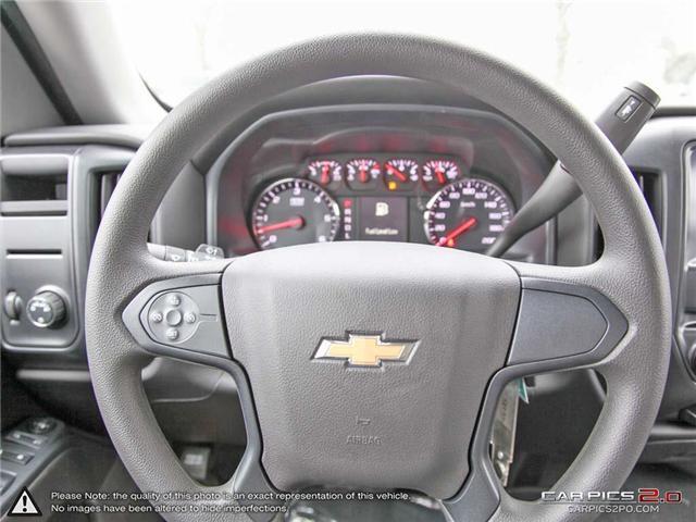 2018 Chevrolet Silverado 1500 Silverado Custom (Stk: 2881364) in Toronto - Image 14 of 25
