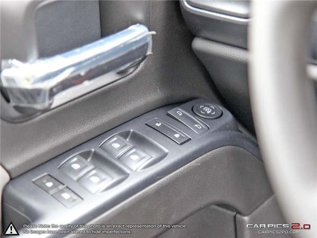 2018 Chevrolet Silverado 1500 Silverado Custom (Stk: 2881364) in Toronto - Image 17 of 25