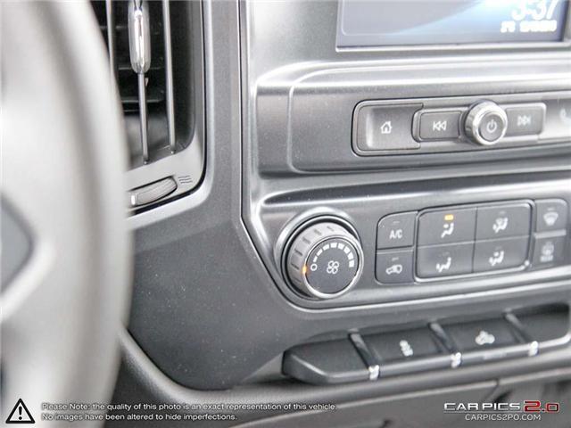 2018 Chevrolet Silverado 1500 Silverado Custom (Stk: 2881364) in Toronto - Image 20 of 25