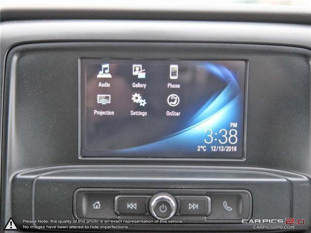 2018 Chevrolet Silverado 1500 Silverado Custom (Stk: 2881364) in Toronto - Image 21 of 25