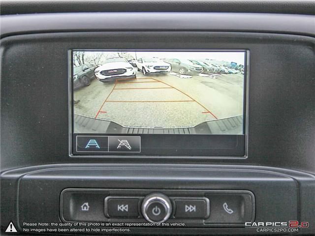 2018 Chevrolet Silverado 1500 Silverado Custom (Stk: 2881364) in Toronto - Image 22 of 25