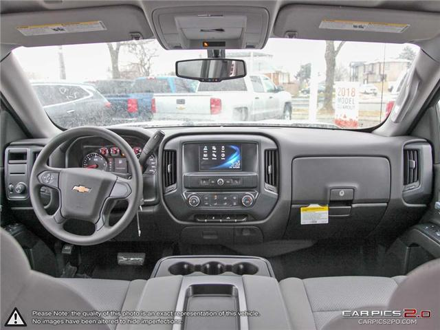 2018 Chevrolet Silverado 1500 Silverado Custom (Stk: 2881364) in Toronto - Image 25 of 25