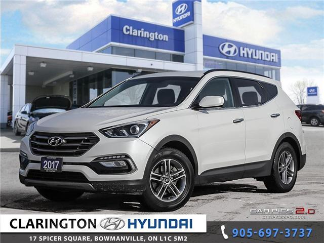 2017 Hyundai Santa Fe Sport 2.4 Base (Stk: 18890A) in Clarington - Image 1 of 27