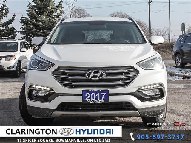2017 Hyundai Santa Fe Sport 2.4 Base (Stk: 18890A) in Clarington - Image 2 of 27