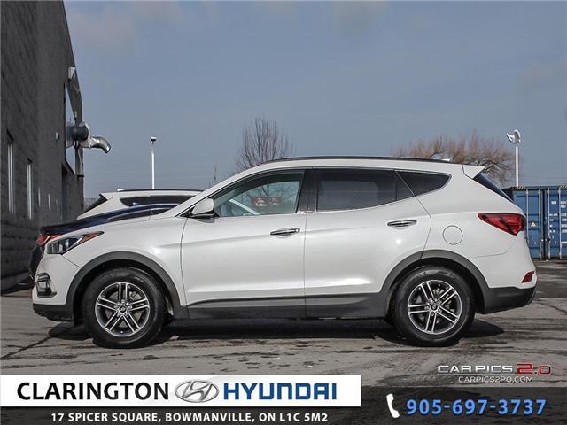 2017 Hyundai Santa Fe Sport 2.4 Base (Stk: 18890A) in Clarington - Image 3 of 27