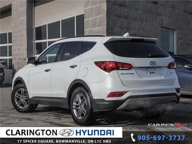 2017 Hyundai Santa Fe Sport 2.4 Base (Stk: 18890A) in Clarington - Image 4 of 27