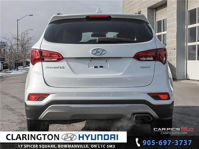 2017 Hyundai Santa Fe Sport 2.4 Base (Stk: 18890A) in Clarington - Image 5 of 27